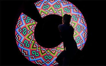 Fény és LED show